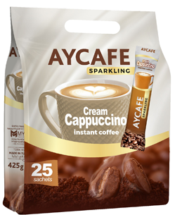 Cream Cappuccino Coffee